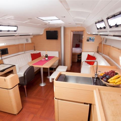 Sailing yachts First 45 Zephyr