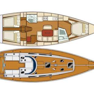 Sailing yachts Grand Soleil 43 Skalice
