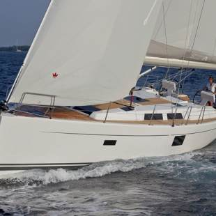 Sailing yachts Hanse 455 Twist & Shout