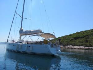 Sailing yachts Hanse 470 Shadow of the wind
