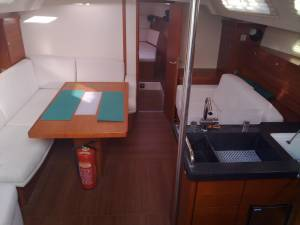 Sailing yachts Hanse 470 Ceilidh of Lorne