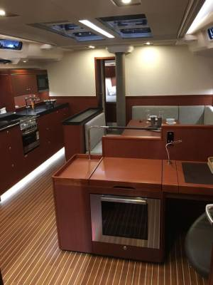 Sailing yachts Hanse 575 - 5 + 1 cab. STAR PRINCESS