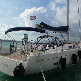 Sailing yachts Hanse 575 - 5 + 1 cab. MRS Boss