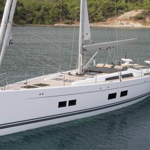 Sailing yachts Hanse 588 - 5 + 1 cab. Superstar