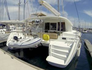 Catamarans Lagoon 400 - 4 + 2 cab. Stray Cat