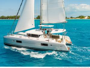Catamarans Lagoon 42 - 4 + 2 cab. x Flying Horst