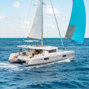 Catamarans Lagoon 42 - 4 + 2 cab. no name