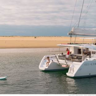 Catamarans Lagoon 450 S - 4 + 2 cab. Moby Dick