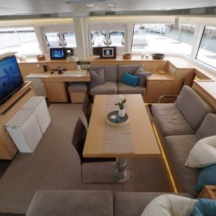 Catamarans Lagoon 560 S2 - 5 + 1 cab. Eagle of Norway (Crewed)