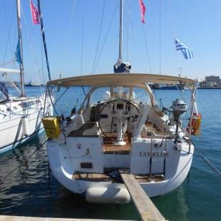Sailing yachts Oceanis 37 Tamelos