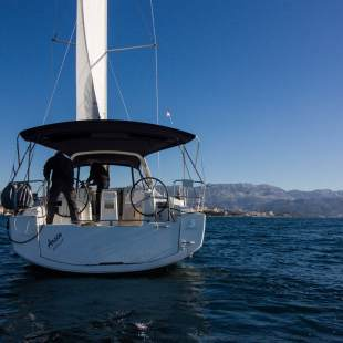 Sailing yachts Oceanis 38 - 3 cab. Arsen