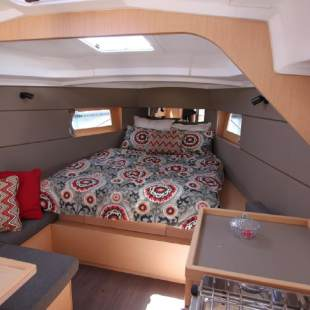 Sailing yachts Oceanis 38 - 3 cab. auXelle