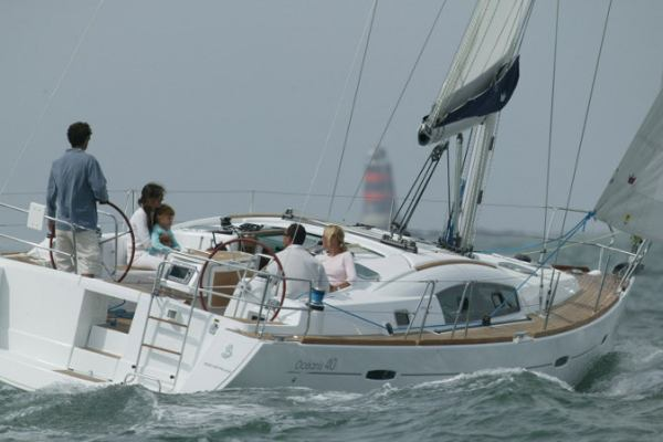 Sailing yachts Oceanis 40 Tosca