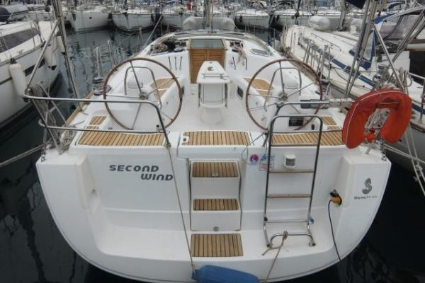 Sailing yachts Oceanis 40 Second Wind