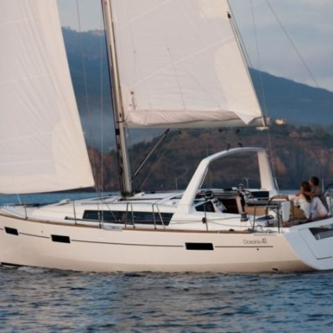 Sailing yachts Oceanis 41 ZYNTHA