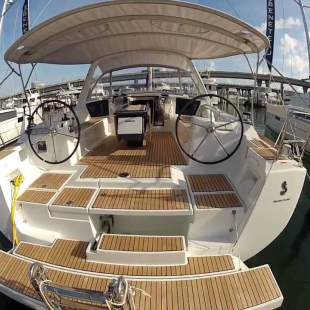 Sailing yachts Oceanis 45 - 3 cab. CLASS