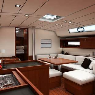 Sailing yachts Oceanis 45 - 4 cab. Zoa