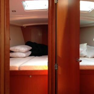 Sailing yachts Oceanis 45 - 4 cab. Aeolian Wind