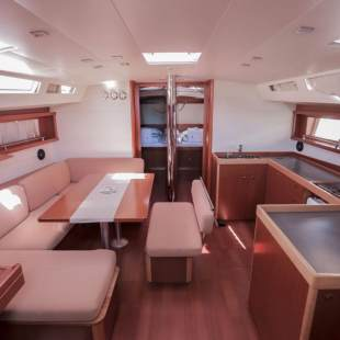 Sailing yachts Oceanis 48 - 5 cab. White Lady