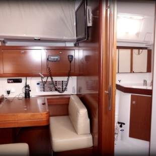 Sailing yachts Oceanis 50 Family - 6 cab. Luna