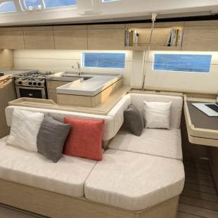 Sailing yachts Oceanis 51.1 - 5 + 1 cab. CALYPSO
