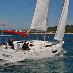 Sailing yachts Oceanis 51.1 Annette