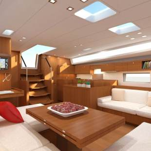 Sailing yachts Oceanis 54 Agamemnon
