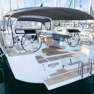 Sailing yachts Oceanis 55 Antiopa