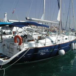 Sailing yachts Oceanis Clipper 411 - 3 cab. Dora