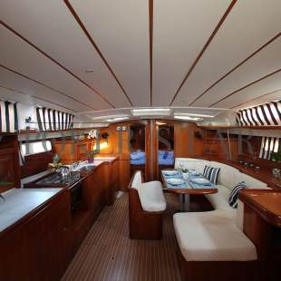 Sailing yachts Oceanis Clipper 473 Poker Star