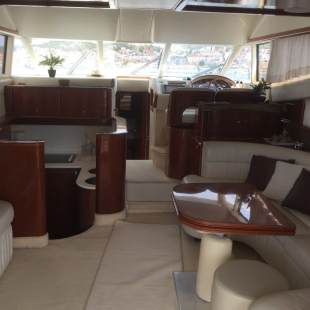 Luxury yachts Princess 52 WHITE PRINCESS