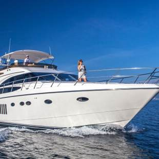 Luxury yachts Princess 62 Fly Sassy