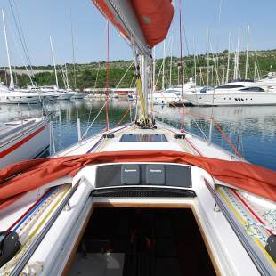 Sailing yachts Salona 38 Whiskey