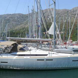 Sailing yachts Sun Odyssey 419 Red Kiss