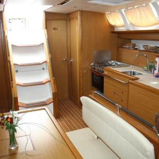 Sailing yachts Sun Odyssey 44i Missus B