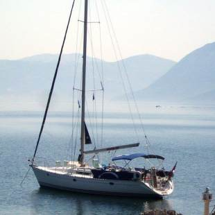 Sailing yachts Sun Odyssey 45.2 Topless express