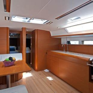 Sailing yachts Sun Odyssey 469 South Kiss