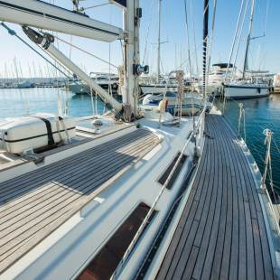 Sailing yachts Sun Odyssey 51 - 4 + 1 cab. Quint II