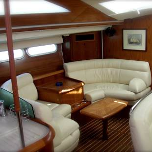 Sailing yachts Sun Odyssey 54 DS Chablies