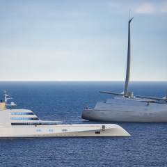 The weirdest looking Super Yachts